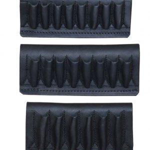 Slide on Genuine Leather Ammunition Holder