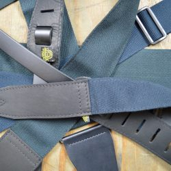 Cotton Webbing Guitar Straps