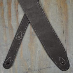 Brown Double Suede Guitar Strap