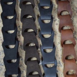 Link Leather Guitar Straps