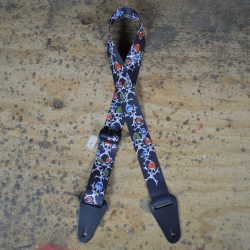 Renegade Mixed Printed Webbing Guitar Strap